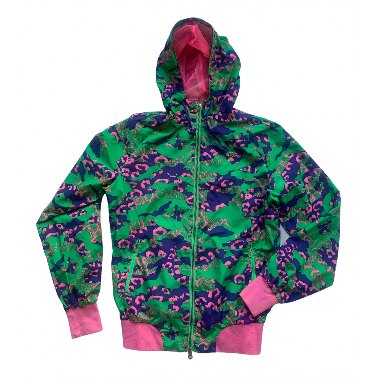 Nike N Multicolour jacket for Women M International