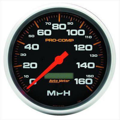 Auto Meter Pro-Comp Electric In-Dash Speedometer - 5189