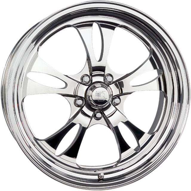 Billet Specialties PS70711Custom PS70 Fast Lane Wheel 17x11