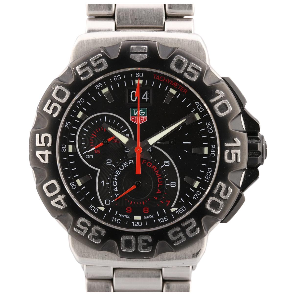 Tag Heuer Formula 1  Steel watch for Men N