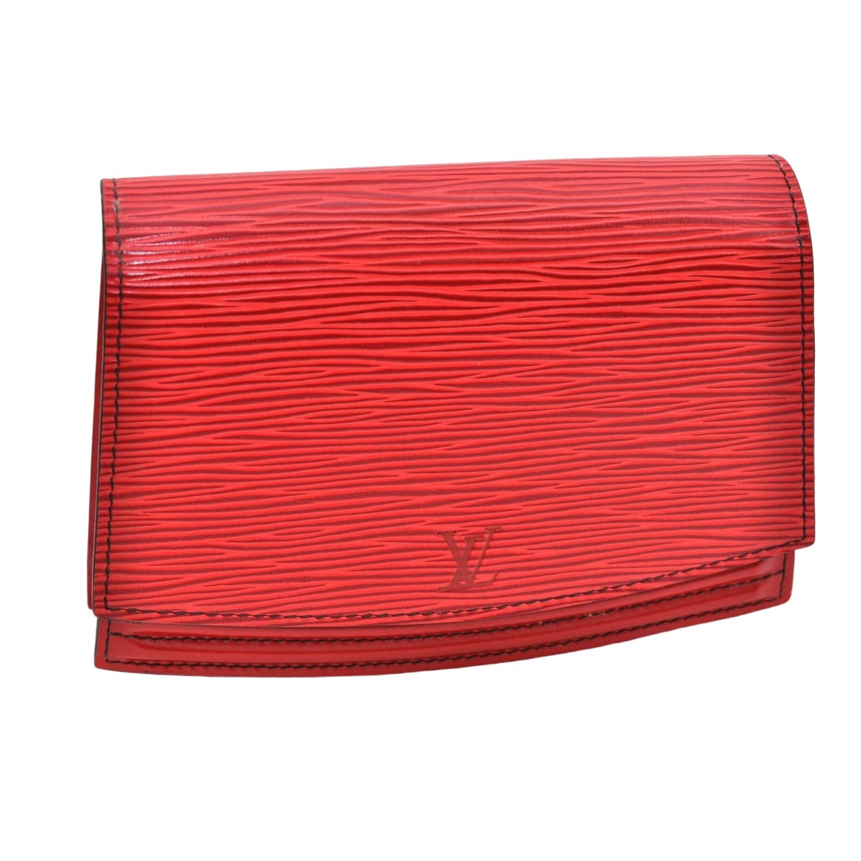 Louis Vuitton \N Red Leather handbag for Women \N