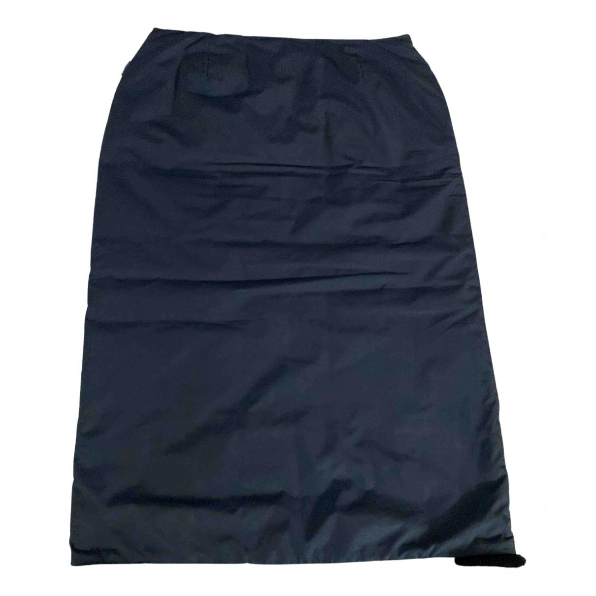 Moncler N Black skirt for Women 0 0-5
