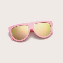 Toddler Kids Acrylic Frame Sunglasses
