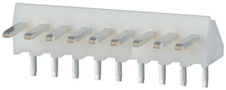 JST , NH, 9 Way, 1 Row, Right Angle PCB Header (10)