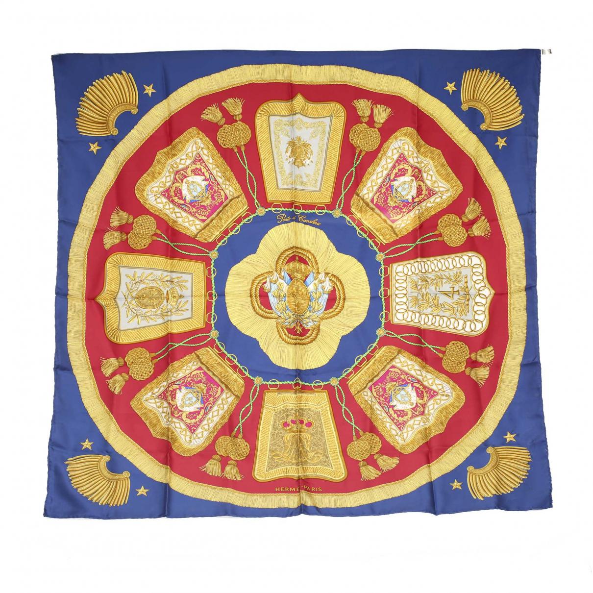 Hermès N Red scarf for Women N