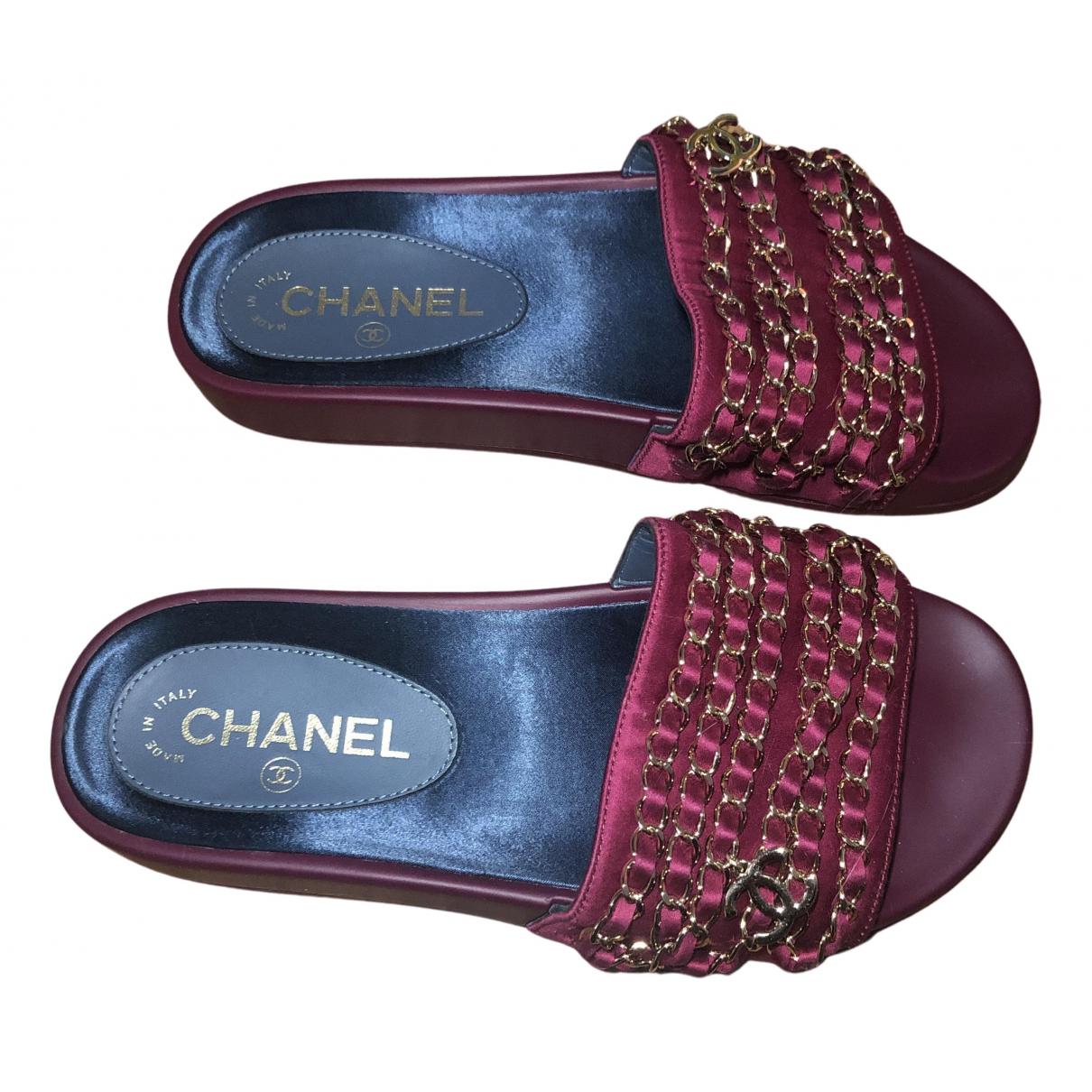 Sandalias Dad Sandals Chanel