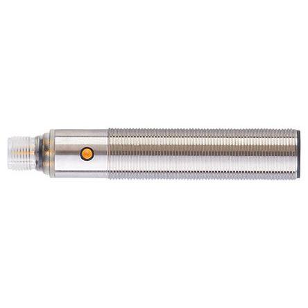 ifm electronic Ultrasonic Sensor Barrel M18 x 1, 200 → 2200 mm, PNP 2NO/NC, M12 - 5 Pin IO-Link IP67