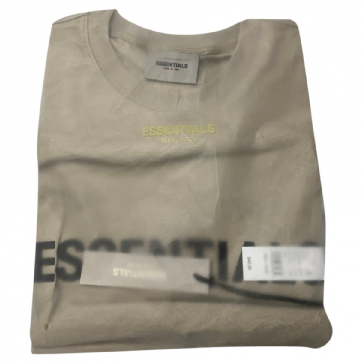 Fear Of God \N T-Shirts in Baumwolle