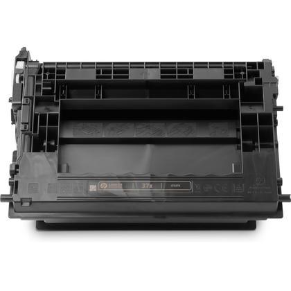 HP 37X CF237X cartouche de toner originale noire haute capacité