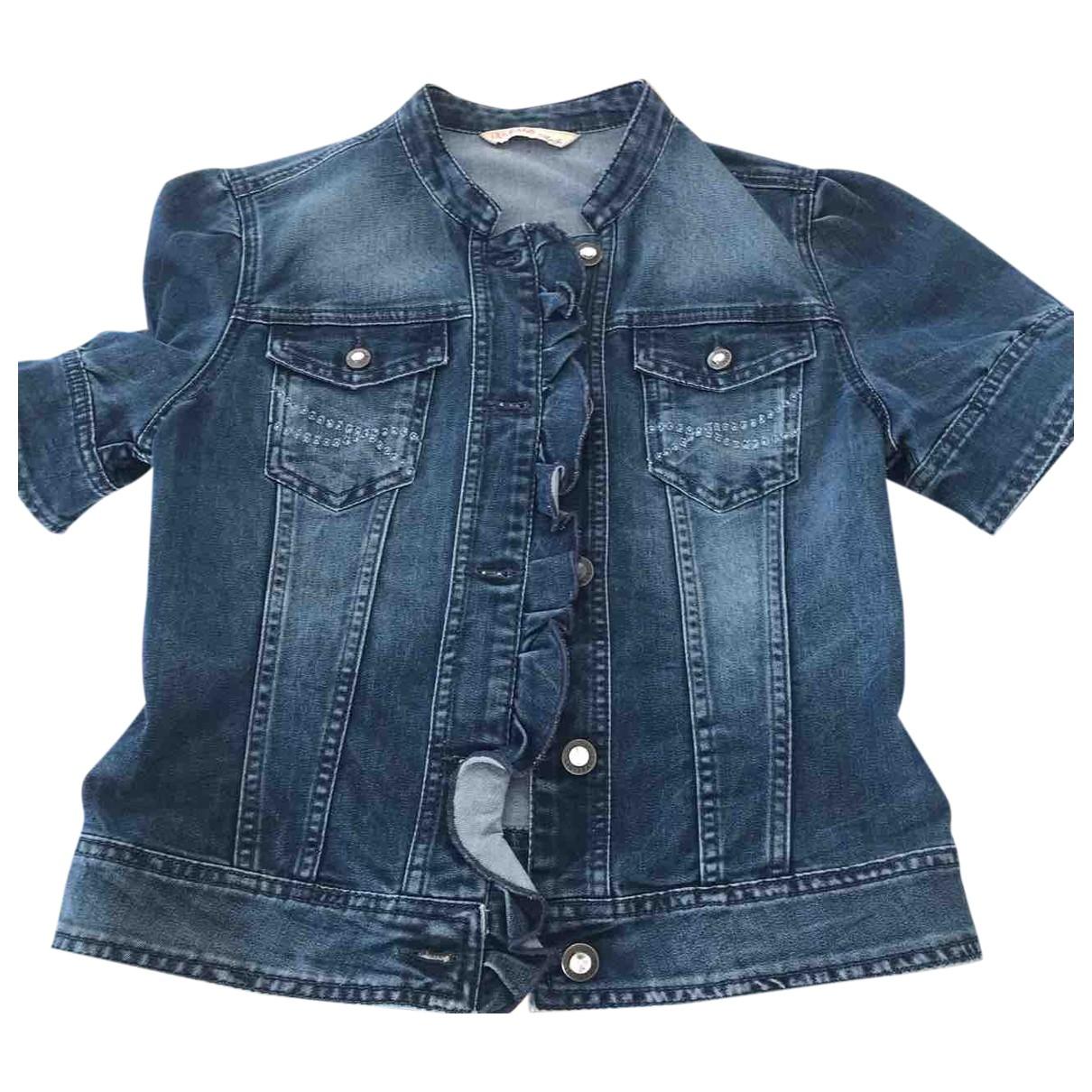 Liu.jo \N Blue Denim - Jeans jacket for Women S International