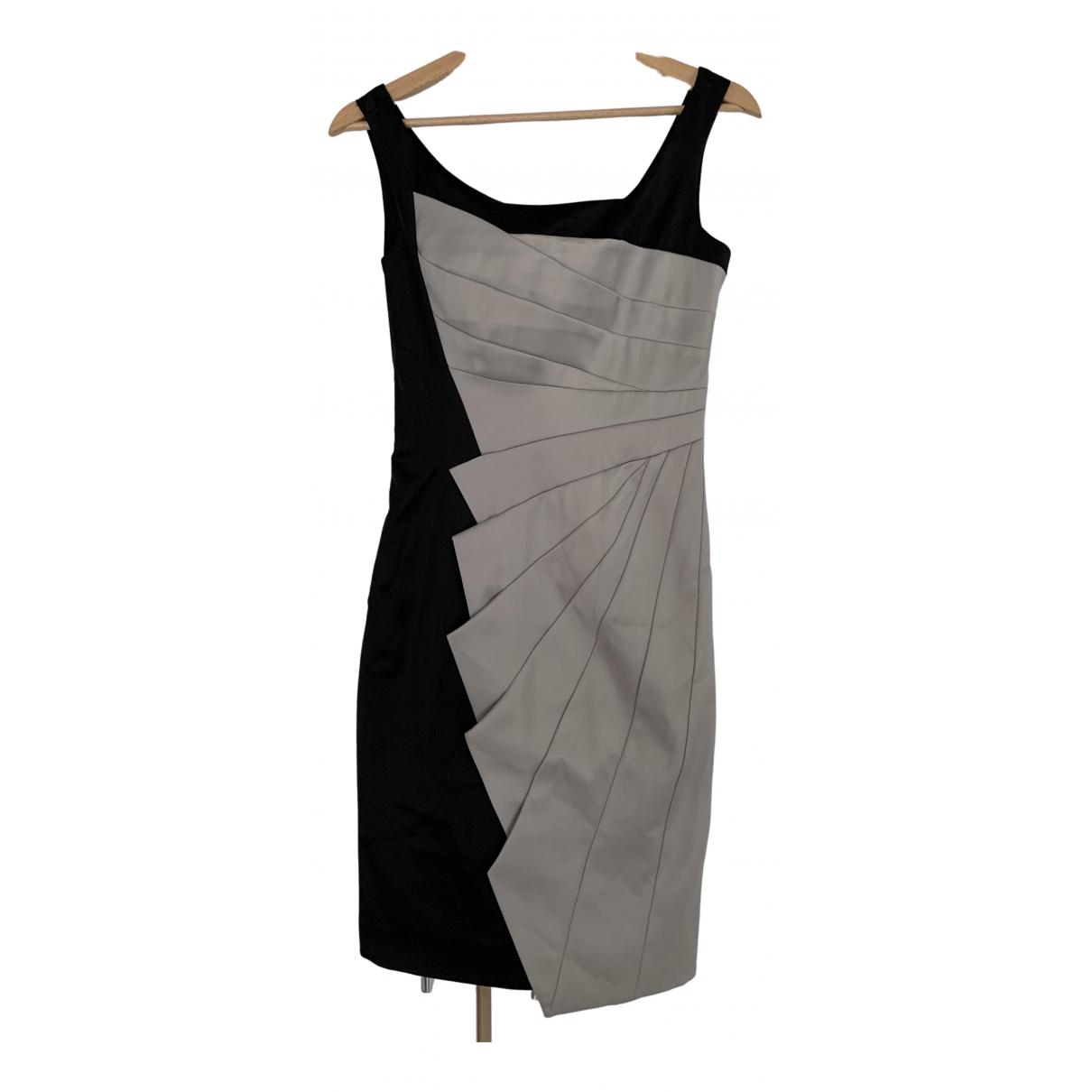 Karen Millen \N Kleid in  Schwarz Synthetik