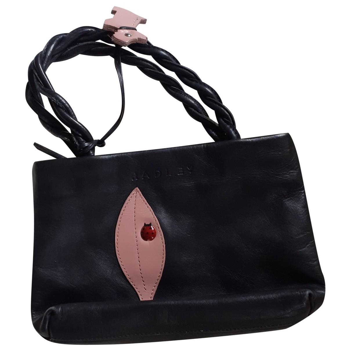 Radley London - Sac a main   pour femme en cuir - noir