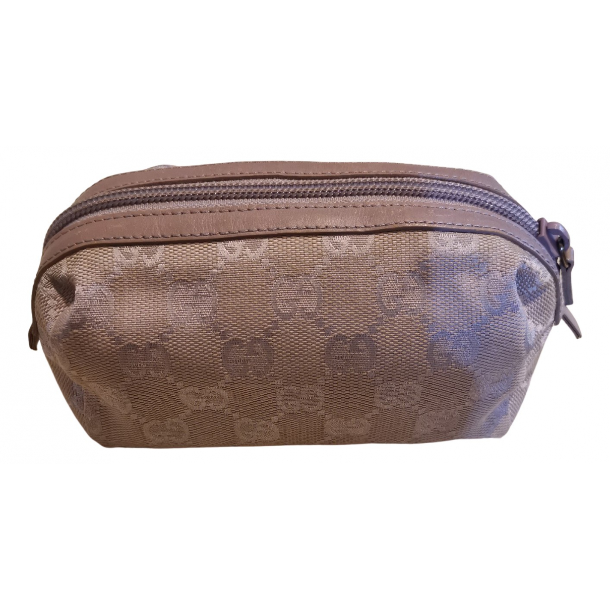 Gucci N Purple Cloth Purses, wallet & cases for Women N