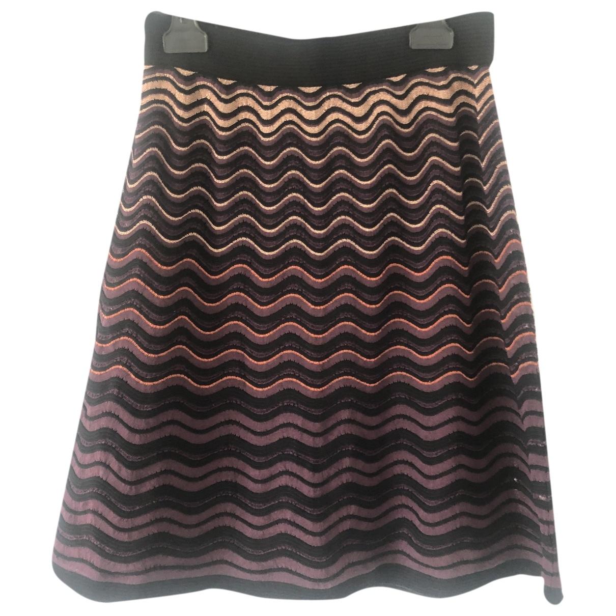 M Missoni \N Multicolour skirt for Women 42 IT