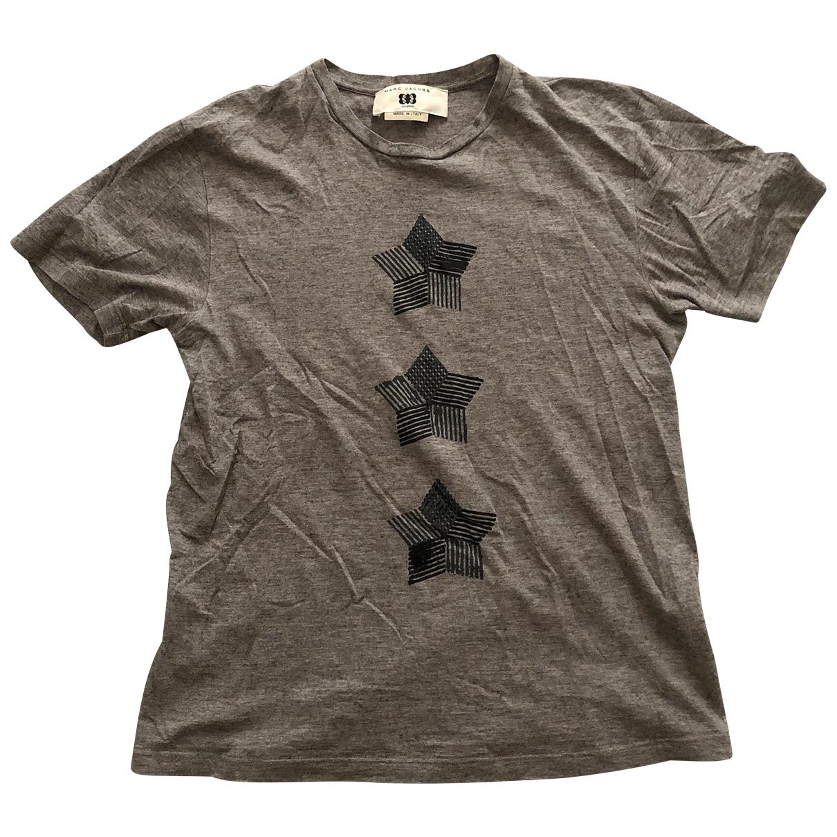 Marc Jacobs \N T-Shirts in  Grau Baumwolle