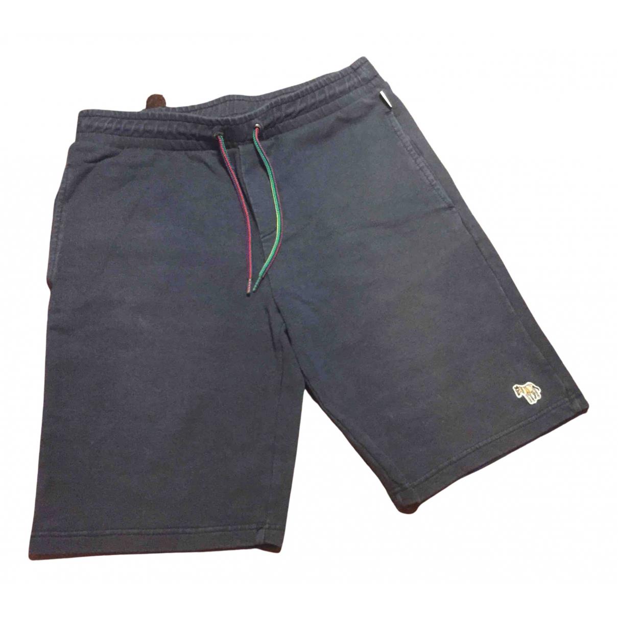 Paul Smith \N Shorts in  Blau Baumwolle