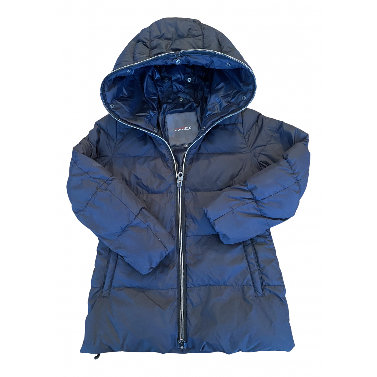 Duvetica N Blue jacket & coat for Kids 3 years - up to 98cm FR