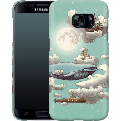 Samsung Galaxy S7 Smartphone Huelle - Ocean Meets Sky von Terry Fan