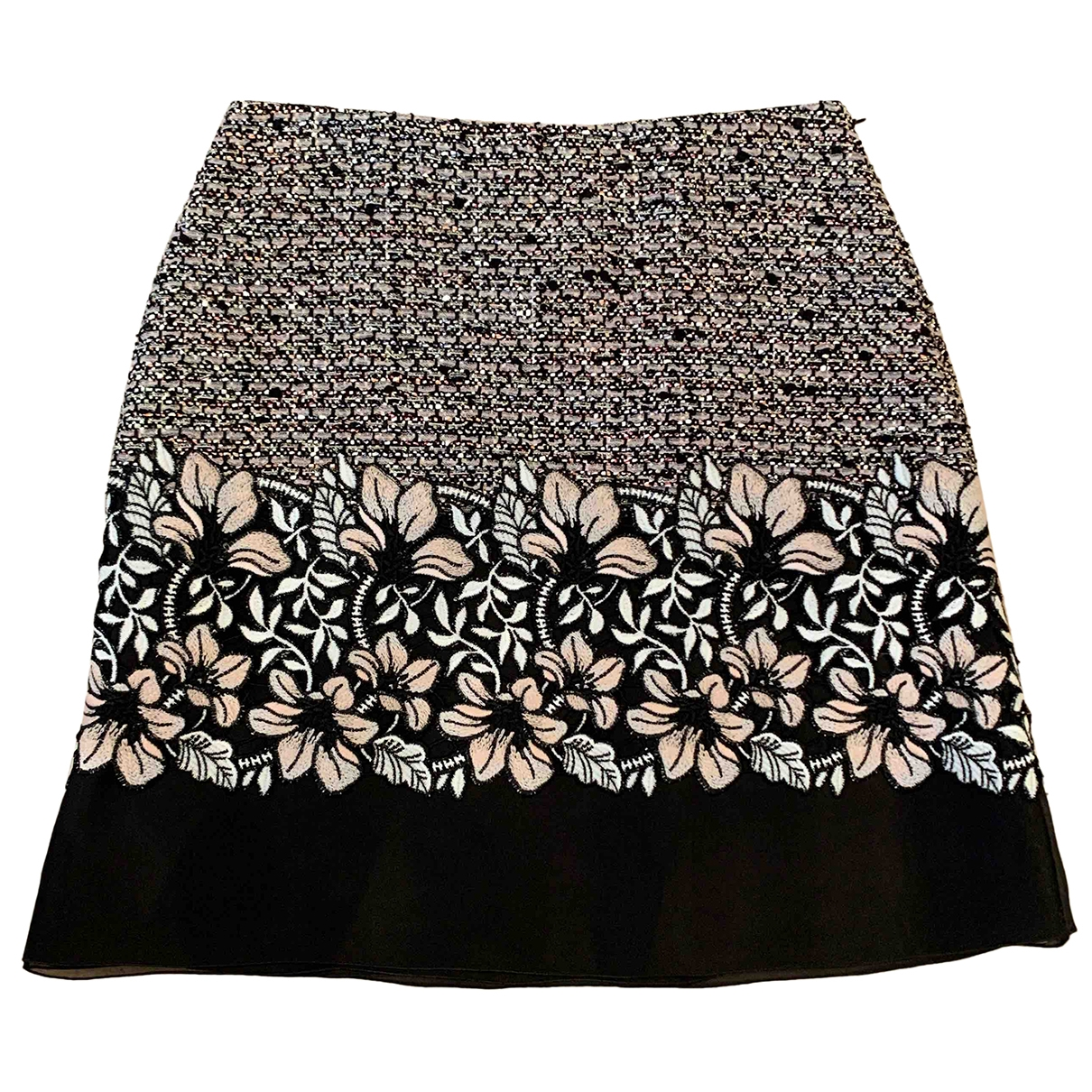 Giambattista Valli \N Multicolour Cotton skirt for Women 38 FR