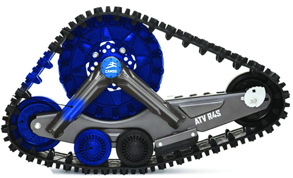 Camso 6322-07-0215 ATV Track Kit R4S