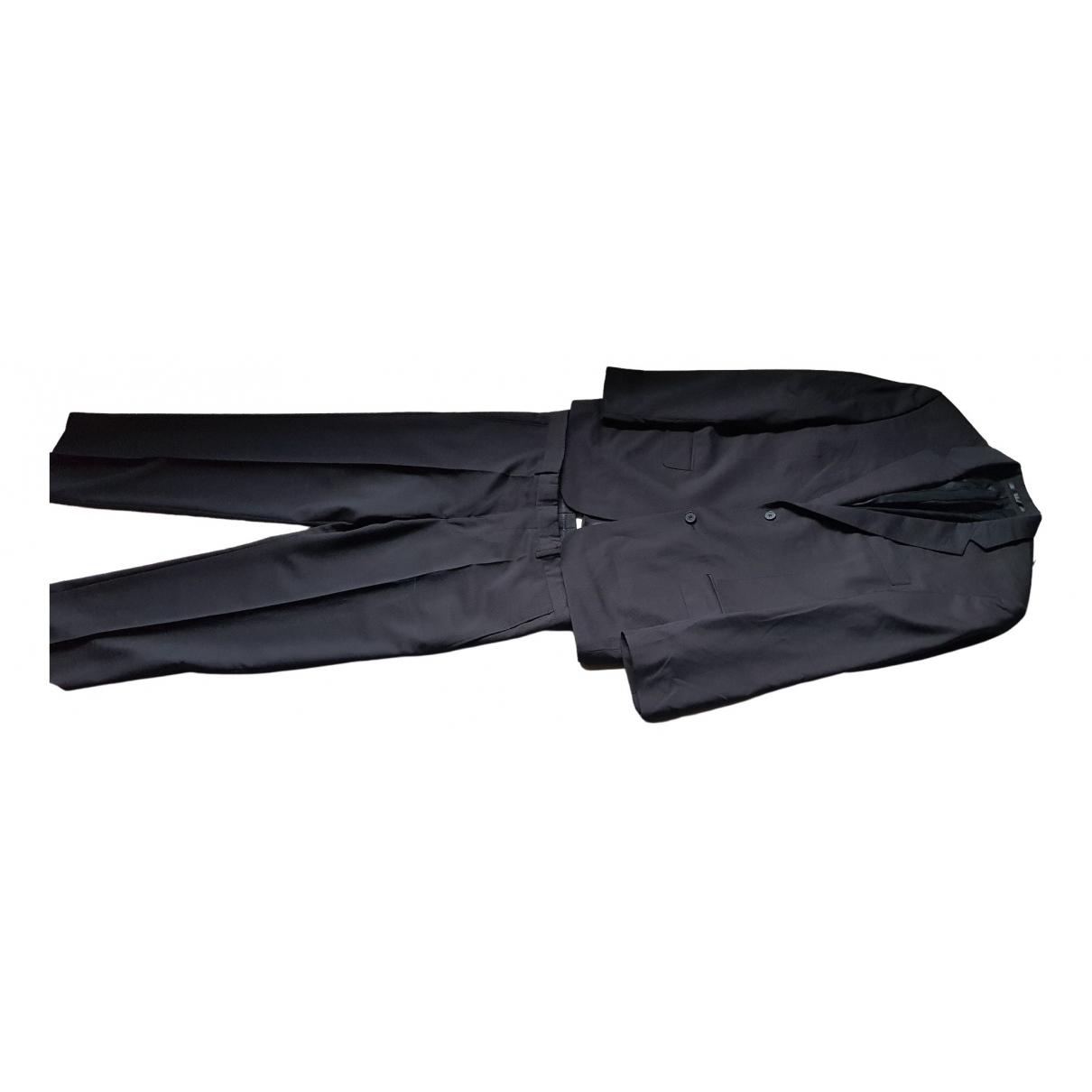 - Costumes   pour homme en laine - gris