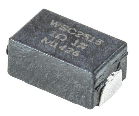Vishay 1Ω, 2515 Wire Wound SMD Resistor ±1% 1W - WSC25151R000FEA