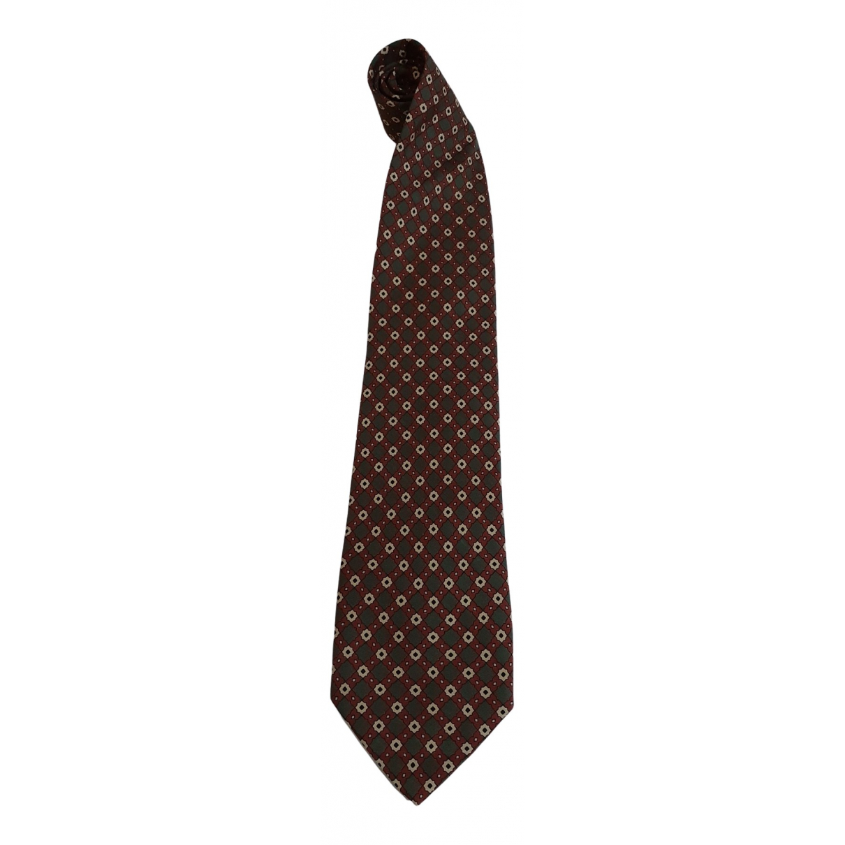 Fendi N Multicolour Silk Ties for Men N