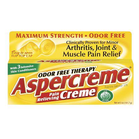 Aspercreme Pain Relieving Creme - 5.0 oz