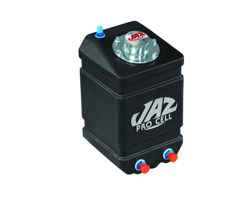 JAZ 290-303-01 3-Gallon Drag Vertical Fuel Cell Low Pro Fill 14
