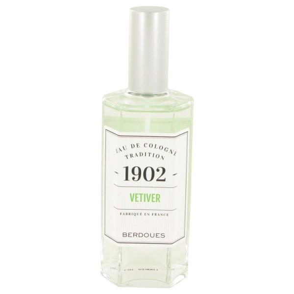 Berdoues - 1902 Vetiver : Cologne Spray 4.2 Oz / 125 ml