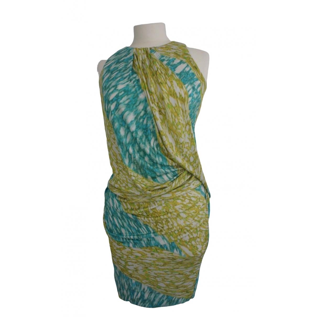 Mini vestido de Seda Peter Pilotto