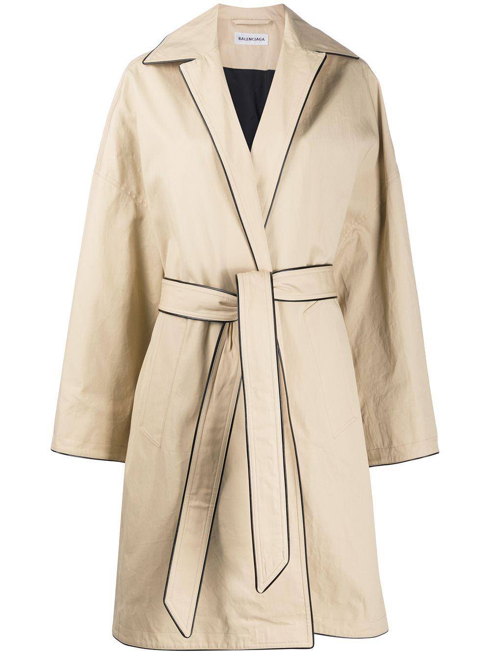 Cocoon Short Coat