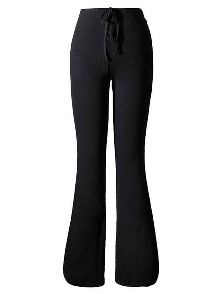 Milanoo Disfraz Halloween Traje de baile latino Pantalones anchos para mujer Traje de baile Halloween