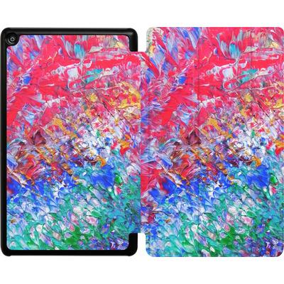Amazon Fire HD 8 (2018) Tablet Smart Case - Macro 6 von Gela Behrmann