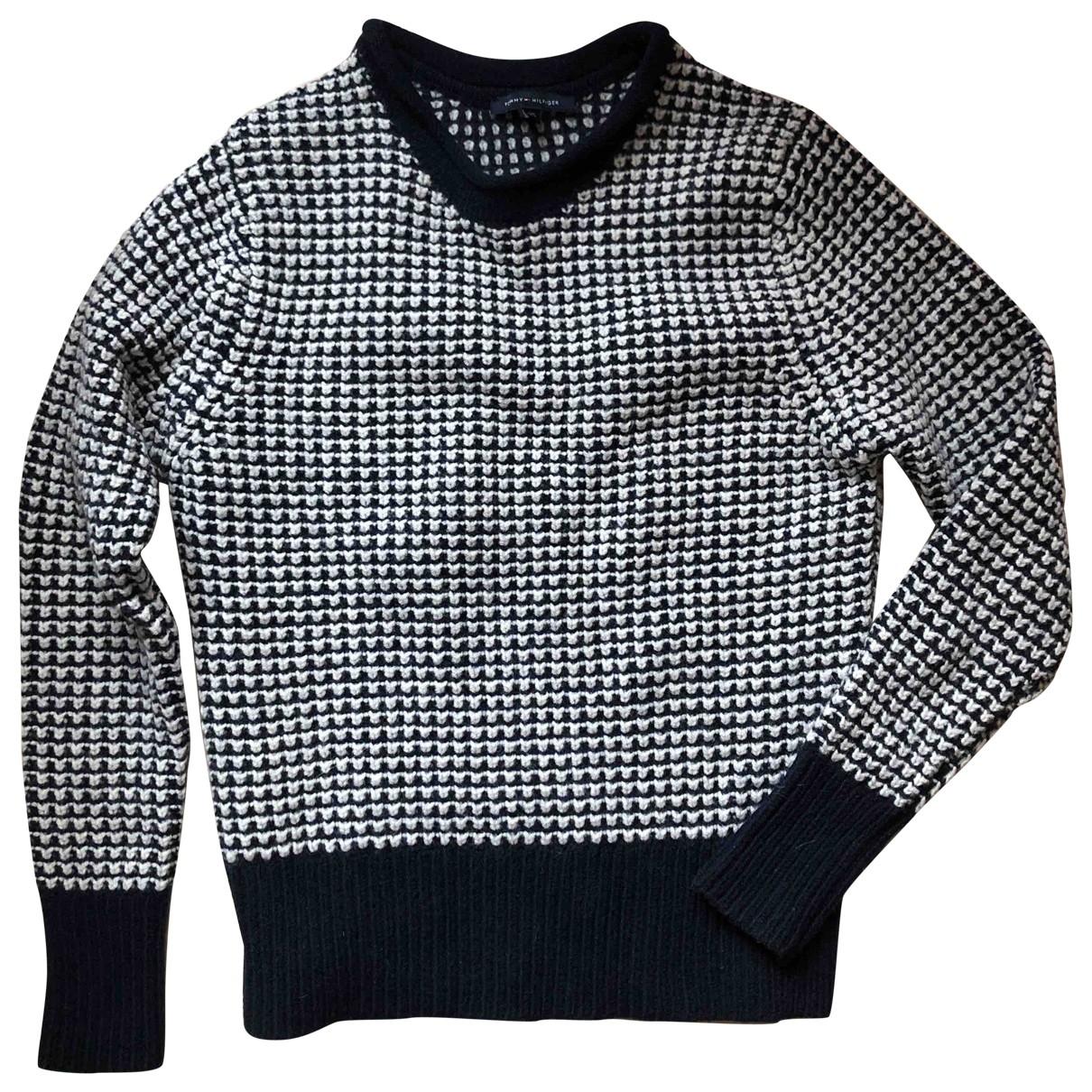 Tommy Hilfiger \N Blue Wool Knitwear for Women XS International