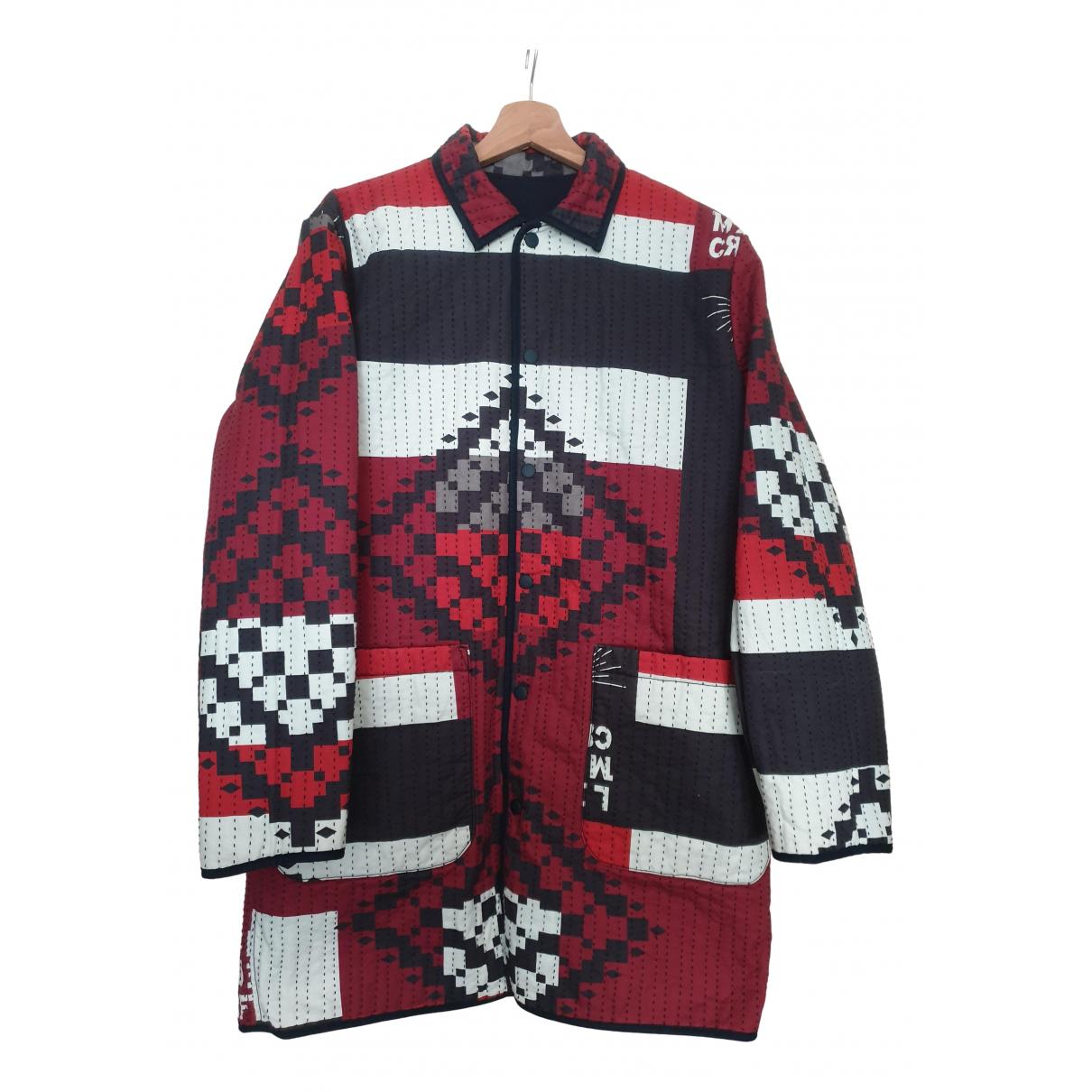 Levis Made & Crafted - Manteau   pour homme en coton - marine