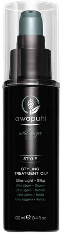 Awapuhi Wild Ginger Styling Treatment Oil
