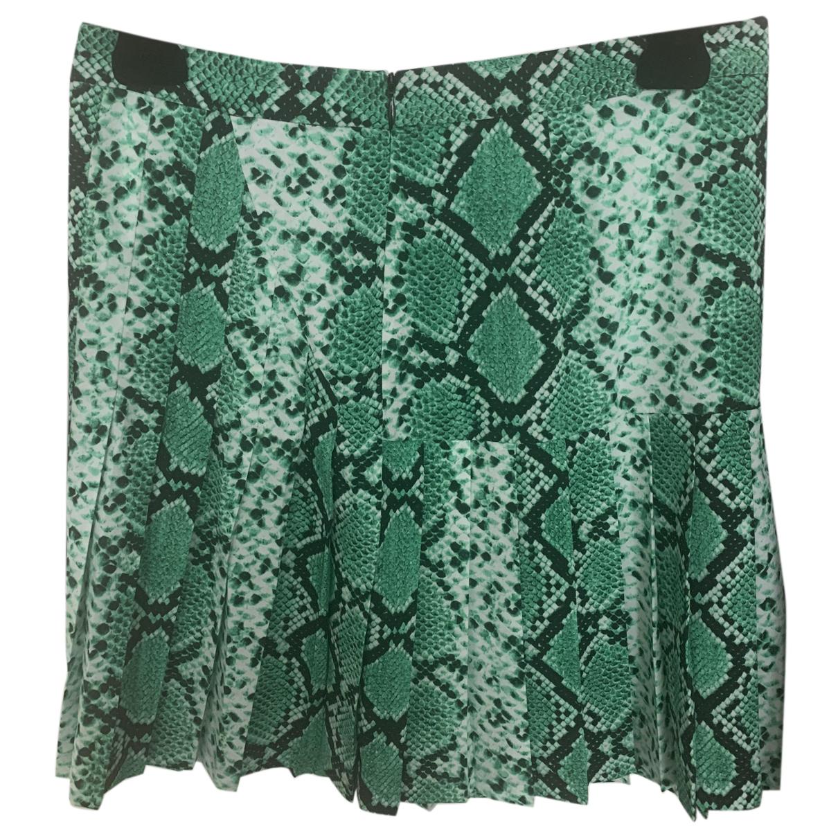 Sandro Spring Summer 2020 Green skirt for Women 40 FR