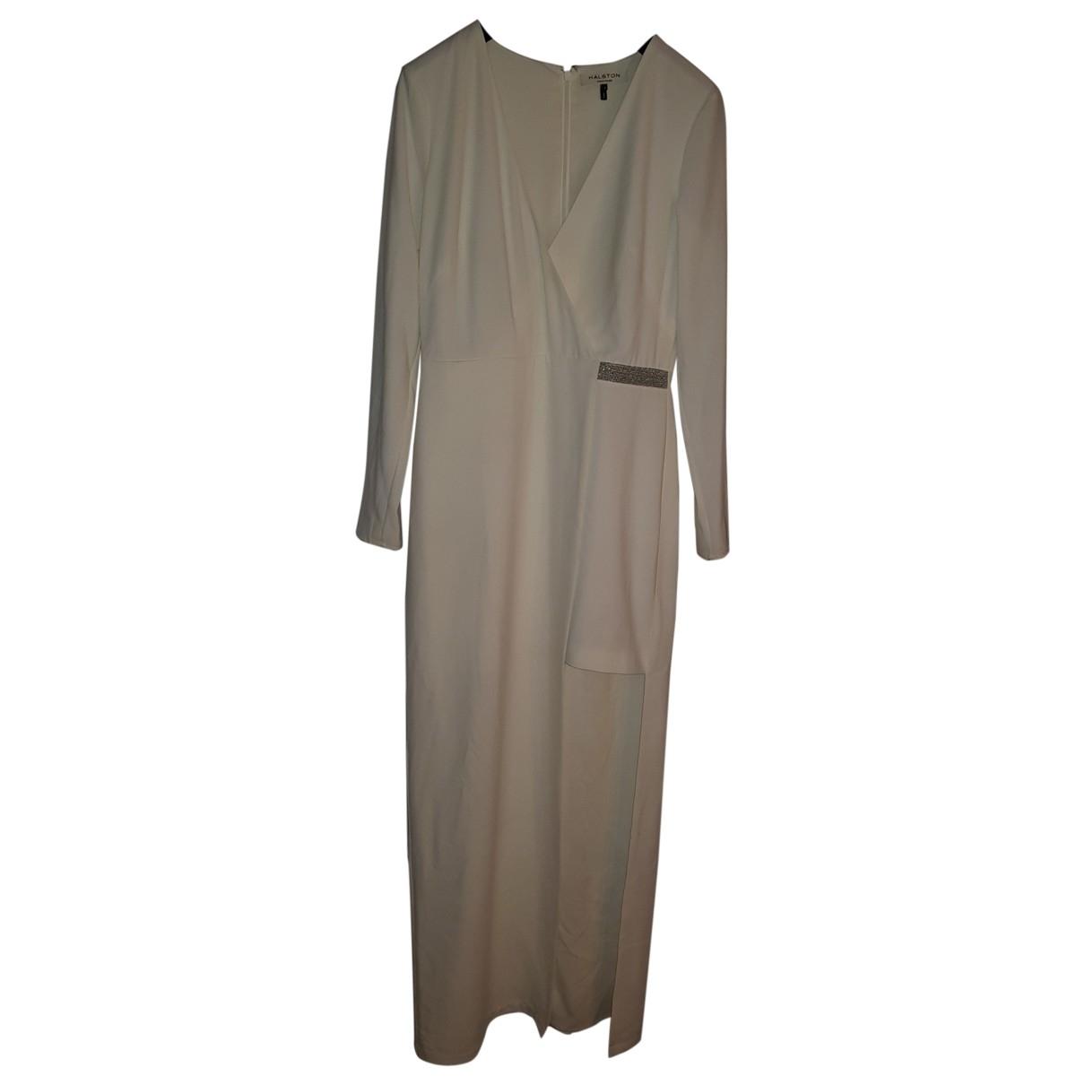 Halston Heritage - Robe   pour femme - blanc