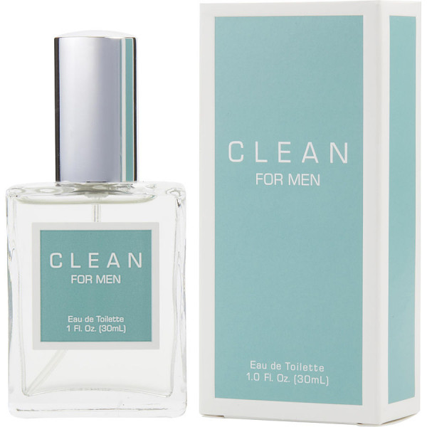 Clean Men - Clean Eau de Toilette Spray 30 ml