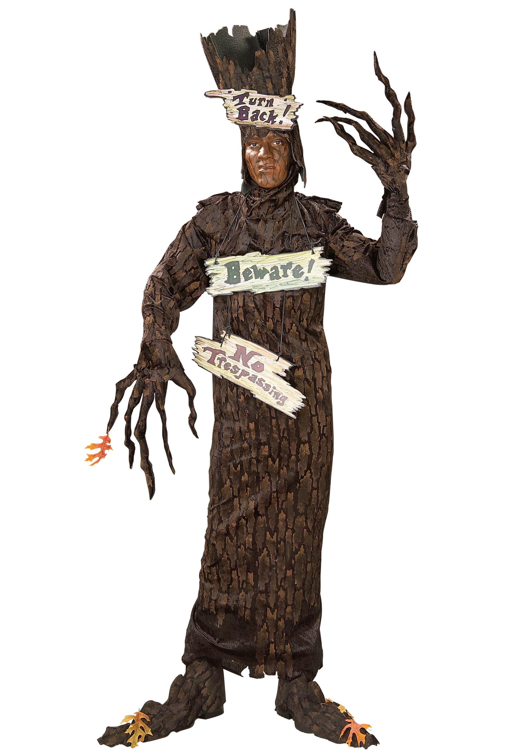 Adult Scary Tree Costume