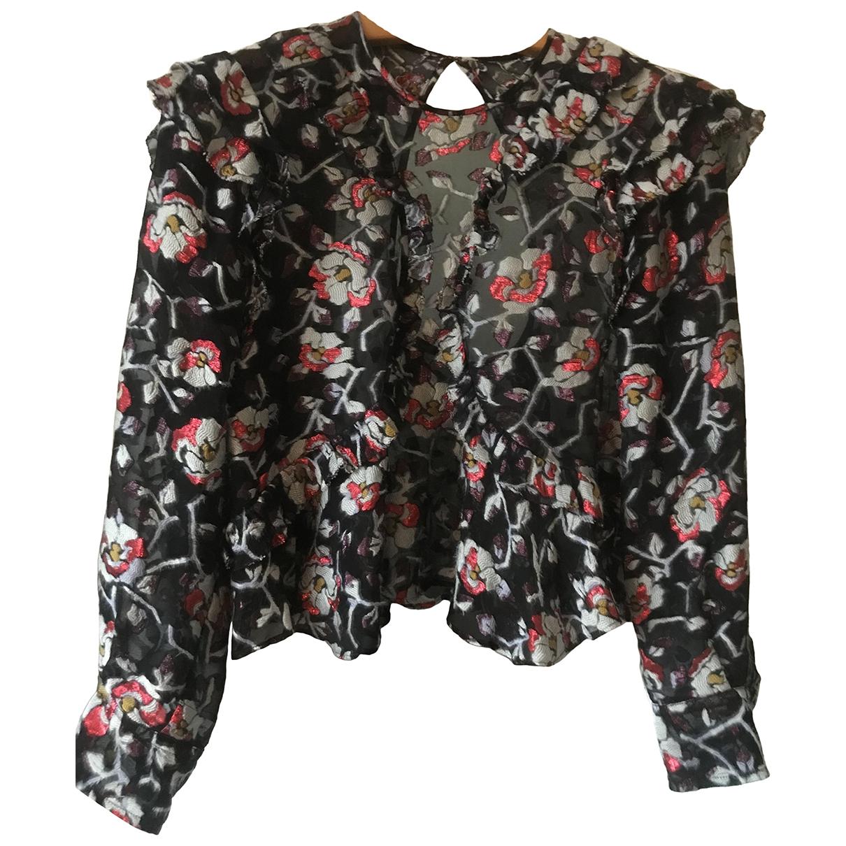 Isabel Marant \N Multicolour Silk  top for Women 42 FR