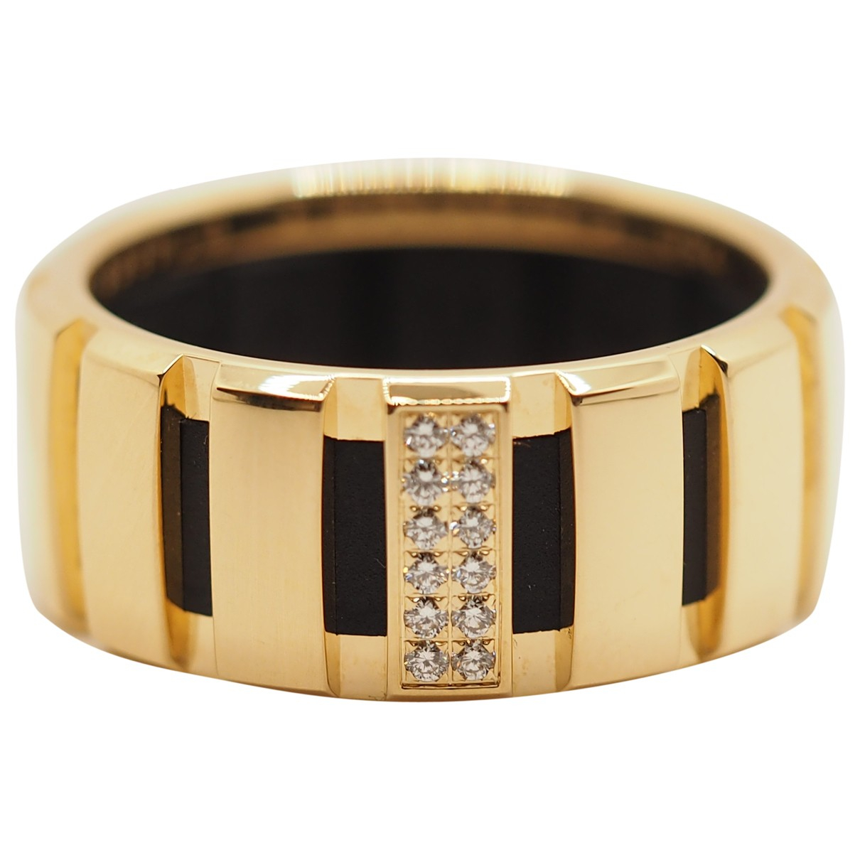 Chaumet Class One Ring in  Gelb Gelbgold