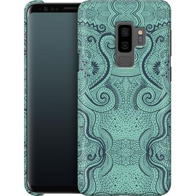 Samsung Galaxy S9 Plus Smartphone Huelle - Visnu von Daniel Martin Diaz