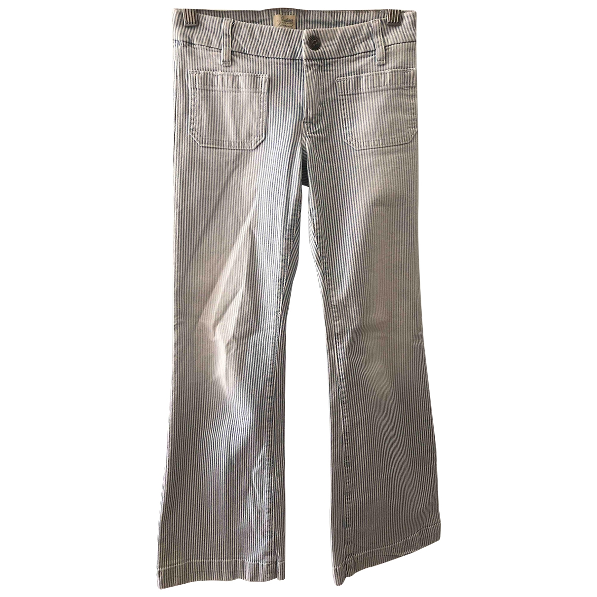 Pantalones en Algodon Seafarer