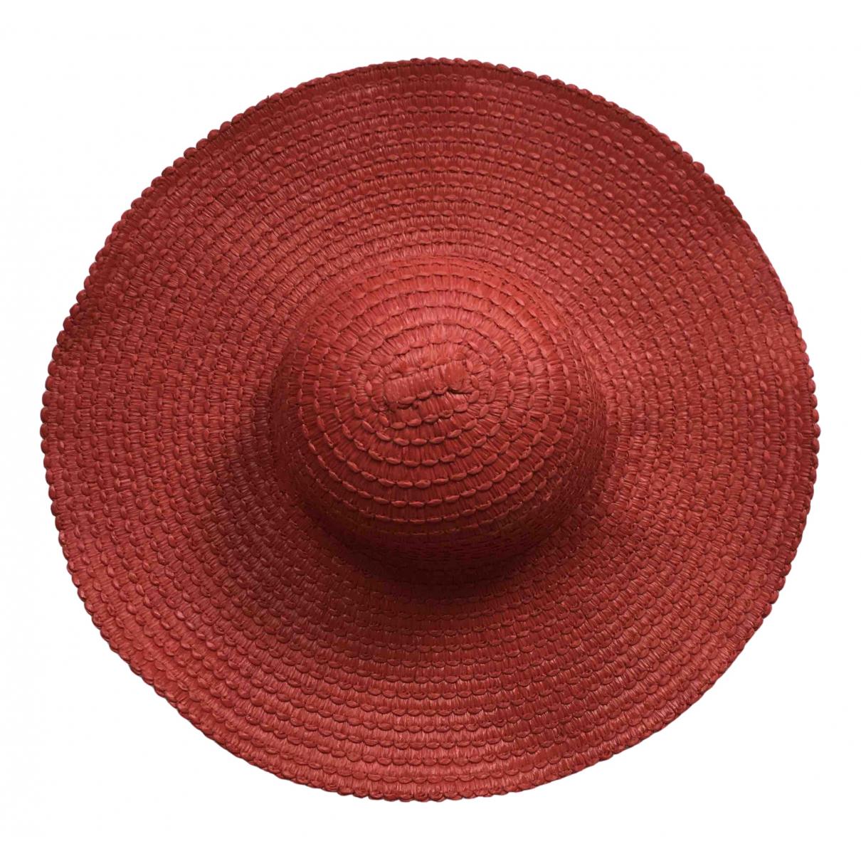 La Perla - Chapeau   pour femme - rouge