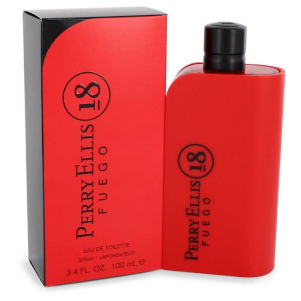 18 Fuego - Perry Ellis Eau de toilette en espray 100 ml