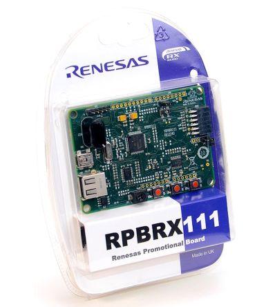 Renesas Electronics MCU Evaluation Board YRPBRX111