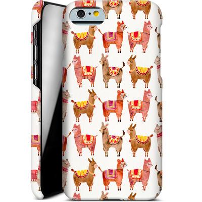 Apple iPhone 6s Smartphone Huelle - Alpacas von Cat Coquillette