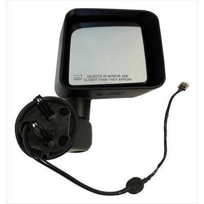 Crown Automotive Replacement Door Mirror (Black) - 5182174AA